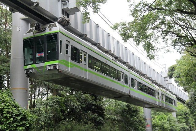 Shonan Safege monorail